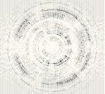 Backgrounds,Futuristic,Technology,Gray,Circle,Abstract,Pattern,Transparent,Modern