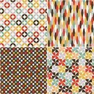 Pattern,Retro Revival,Abstract,Circle,Old-fashioned,Seamless,Backgrounds,Geometric Shape,Polka Dot,Spotted,Textile,Textile Industry,Sphere,Multi Colored,Red,Curve,Orange Color,Diamond Shaped,Textured,Mosaic,Modern,1970s Style,Gray,Print,Paper,Repetition,Textured Effect,Nostalgia,Ellipse,Old,Disco,Wallpaper Pattern,Vibrant Color,Square,Green Color,Indoors,Brown,Square Shape,Wallpaper,Wrapping Paper,Design Element,Ornate,Decoration,Fashion,Symmetry,Yellow,Decor