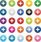 Plus Sign,Push Button,Interface Icons,Badge,Social Networking,Healthcare And Medicine,Circle,Application Form,Black Color,Matte - Image Technique,Vector,White Background,First Aid,Isolated On White,Clinic,Icon Set,Magenta,Yellow,Reflection,Sharing,Brushed,Mathematical Symbol,Set,Symbol,First Aid Sign,Pink Color,Gray,Brown,Red,Sign,Communication,Cross Shape,White,Data,Design Element,Computer Icon,Clip Art,Label,Purple,Orange Color,Content,Medicine,First Aid Kit,Smooth,Shadow,Green Color,Blue,Turquoise,Add