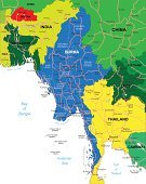 Myanmar,Map,Cartography,Cambodia,Silhouette,China - East Asia,Thailand,Bangladesh,Bangkok,World Map,Yangon,Nepal,Ganges River,Malaysia,Asia,Internet,Bhutan,Vietnam,Globe - Man Made Object,Ayeyarwady River,North,West - Direction,Symbol,Backgrounds,Vientiane,Water,Travel,continent,National Landmark,Vector,Indochina,Bay Of Bengal,nation,East,Sea,Computer Graphic,South,Textured,Laos,Andaman Sea,Ilustration,Land,Design,Black Color