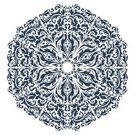 Pattern,Arabic Style,Ornate,Elegance,Vector,Shape,Circle,Floral Pattern,Curve,Symmetry,Victorian Style,Computer Graphic,Style,Art,Design,Cultures,Blue,Old-fashioned,Ilustration,Doily,Abstract,Vignette,Retro Revival,Design Element,Decoration,Part Of,Embroidery