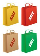 Vector,Ilustration,Purse,Bag,Isolated,ISTEXT2012,Shopping Bag,Paper,Sale,Paper Bag,Shopping,Computer Icon,Retail