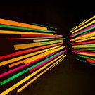 Black Color,Shiny,Technology,Green Color,Red,Abstract,Backgrounds,Yellow,Ilustration