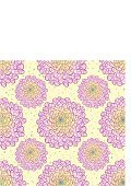 Abstract,Flower,Backgrounds,Curve,Beauty,Repetition,Growth,Computer Graphic,Green Color,Springtime,botanic,Plant,Nature,Chrysanthemum,Pattern,Yellow,Petal,Part Of,Colors,Summer,Decoration,Seamless,Pink Color,Beautiful,Blossom,Ornate,Ilustration,Floral Pattern,Vector,Dahlia