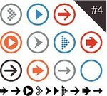 Arrow Symbol,Playing,Interface Icons,Spotted,Cursor,Direction,UI,Flat,Black Color,Vector,Curve,Orange Color,Simplicity,Red,Modern,Gray,Circle,Ilustration,Connection,Former,Computer Icon,Icon Set,The Way Forward,Design,Collection,Symbol,Eps10,Next,Blue,Design Element,Internet,Arrowhead,Panel,Set