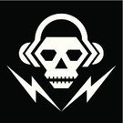 Human Skull,Radio Dj,Club Dj,Pirate,Radio,Sheet Music,Music,Headphones,Tattoo,Heavy Metal,Dubstep,Thrash,Psychedelic Music,Sound,Lightning,Sign,Modern Rock,Heavy,Label,Poster,Techno,Dead Person,Black Color,Symbol,Stereo,Breakdancing,Breakcore,Death,Party - Social Event,Ilustration,Studio,Nightclub,Dead,White,Bass,CD,MP3 Player,audiophile,Book Cover,Breakbeat,Recording Studio