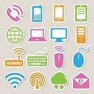 Communication,Symbol,Computer Icon,Equipment,Computer Network,Telephone,Computer Keyboard,Mobile Phone,Arrow Symbol,Wireless Technology,Internet,Digital Tablet,Computer Mouse,Smart Phone,Computer,E-Mail,Network Server,Cloudscape,PC,Laptop,Liquid-Crystal Display,Label,Modem,Envelope,Router,Computer Monitor,Mail,Downloading,Abstract Globe,Switch