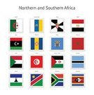 South Africa,Flag,Square Shape,Namibia,Southern Africa,Egyptian Flag,Postage Stamp,Libya,Botswana,Algeria,Tunisia,Botswanan Flag,Lesotho,National Flag,Western Sahara Desert,Computer Icon,republic,South African Flag,Icon Set,ceuta,Symbol,Canary Islands,Madeira,Swaziland,Algerian Flag,North Africa,Egypt,Morocco,Sign,Design,nation,Sudan,Tunisian Flag,Federation,Clip Art,Melilla,Libyan Flag,Vector,Travel,Mail,Moroccan Flag