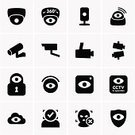 Security Camera,Computer Icon,Symbol,Stealing,Identity,Home Video Camera,Solitude,Detective,Silhouette,Secrecy,Human Eye,Video,Criminal,Surveillance,Police Force,Camera - Photographic Equipment,Internet,Security,Technology,user,Safety,Pattern,Protection,Alarm,Time Zone,Lock,Computer Graphic,Order,Danger,Burglary,Cloud - Sky