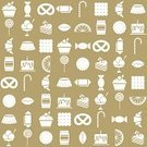 Computer Icon,Pretzel,Symbol,Cookie,Set,Pie,Candy,Eating,Baked,Picnic,Sweet Food,Biscuit,Cafe,Birthday,Fun,Muffin,Isolated,Child,Cherry,Croissant,Cake,Lollipop,Computer,Ice Cream,Celebration,Sign,Cream,Design Element,Snack,Cupcake,Ilustration,Pastry,Beige,Design,Dessert,Candle,Food,Holiday,Vector,Chocolate Candy,Group of Objects,Sugar,Painted Image,Chewing Gum