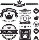 Crown,Symbol,Computer Icon,Tiara,King,premium,Badge,Queen,Label,Sign,Elegance,Computer Graphic,Award,Nobility,Design Element,Laurel Wreath,Authority,Vector,Ilustration,Success,Banner,Collection,Placard,Set,Isolated,Insignia,Clip Art,Decoration,Part Of,Design
