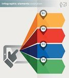 Infographic,Financial Figures,Number,Backgrounds,Design Element,Palmtop,Note Pad,Growth,Progress,Efficiency,Solution,Concepts,Green Color,Symbol,Label,Information Medium,Business,Red,Color Gradient,Gray,Wave Pattern,Internet,Data,Yellow,Creativity,Ilustration,Ideas,Style,Vector,Inspiration,Connect the Dots,Diagram,Computer Graphic,Sign,Computer Icon,Development,Arrow Symbol,Direction,Human Finger,Abstract,Vibrant Color,Blue,Test Results,Digital Tablet,Modern