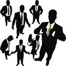Businessman,Silhouette,Tie,High-Five,Men,Business,High Angle View,Suit,Posing,Vector,Defeat,Attitude,Looking At Camera,Tired,Confidence,Business Person,Frustration,Emotional Stress,Shirt,Adult,Cheerful,Group Of People,Occupation,Computer Graphic,Ilustration,Happiness,Jacket,Clip Art,Male,Approaching,Business,People,Fashion,Beauty And Health,Isolated On White,Tracing,Excitement,odltimer,handcarves,Professional Occupation,Success,Arms Akimbo,Business People