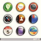 Web Page,Image,Design Element,Internet,Symbol,Connection,Application Software,Set,Round Button,Book,Design,Multimedia,Ilustration,Vector,Photography,Sound Recording Equipment,Pushing,Movie,Computer Icon,Message,Home Video Camera,Dictaphone,Collection,White Background,Campaign Button,New,Interface Icons,Film,Isolated,Calendar,Reflection,Plastic,Modern,Technology,Mobile Phone,Compass,Shiny,Multi Colored,Curve,Social Issues,Content,Three Dimensional,Summer,www