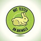 Animal,Beauty Treatment,tested,Organic,Rabbit - Animal,Label,Green Color,Nature,Beauty Product,Silhouette,Laboratory,Badge,Medical Test,Animal Eye,Biology,Message,Environment,Hare,Certificate,Protection,Symbol,Sign,Insignia,Poverty,Beauty Spa,Vector,Design,Design Element,Package