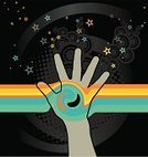 Psychedelic,Alternative Medicine,Human Hand,Touching,Change,Music,Pop Art,Wizard,Magic,Spirituality,Magician,CD Case,Freedom,Narcotic,Praying,Palm,Liquid,Striped,1970s Style,Energy,Dancing,Star Shape,Beginnings,Revolving Door,Bubble,Development,Swirl,Flowing,Disco Dancing,Progress,Growth,Nightclub,Religion,Magic Trick,Mystery,Multi Colored,Contrasts,Wave Pattern,Acid,Modern,handcarves,retro pop,Spotted,Religion,People,Concepts And Ideas
