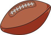 Sports Equipment,Clip Art,Isolated,Isolated On White,Ball,American Football - Sport,Vector,Football,Ilustration,White Background