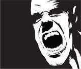 Shouting,Screaming,Human Face,Men,Manga Style,Horror,Cartoon,Black Color,Spooky,White,People,Vector,High Contrast,Black And White,Dark,Facial Expression,Male,One Person,Shock,Drawing - Art Product,Ilustration,Design Element,Caucasian Ethnicity,Pencil Drawing,Adult,Color Image,Vertical,Image,Mid Adult Men,Horizontal,Illustrations And Vector Art,Adults Only,Mature Men,People,Only Men