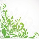 Copy Space,Ilustration,Swirl,Abstract,Vignette,Vector,filigree,Decor,Invitation,Ornate,Curled Up,Plant,Season,Decoration,editable,Flower Head,Elegance,Computer Graphic,Scale,Creativity,foliate