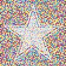 Pixelated,Pattern,Backgrounds,Square,Square,Square Shape,Abstract,Textured Effect,Multi Colored,Vector,Ilustration