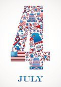 Fourth of July,Cheerful,Happiness,Backgrounds,Independence Day,Patriotism,Retro Revival