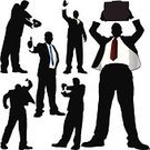 Business Person,Silhouette,Men,Thumbs Up,Business,Businessman,High-Five,Suit,Cheering,Briefcase,Cheerful,Tie,Happiness,Celebration,Male,Group Of People,Excitement,Success,Achievement,Confidence,Jacket,Tracing,Energy,People,Adult,Ilustration,Business People,Positive Emotion,Fashion,Beauty And Health,Professional Occupation,odltimer,handcarves,Looking At Camera,Vector,Shirt,aciculum,Posing,Computer Graphic,Clip Art,Business,Isolated On White,Occupation