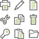 File,Computer Icon,Symbol,Document,Printout,Editor,Delete Key,Icon Set,Outline,Photocopier,Key,Privacy,Contour Drawing,Vector,Web Page,Garbage,Secrecy,Iconset,Pencil,Office Interior,Gray,Simplicity,Writing,Scissors,Silver Colored,Glue,Cutting,Keypad,Password,Interface Icons,Internet,Green Color,Computer Printer