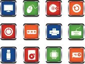 Symbol,Design,Interface Icons,Style,Digitally Generated Image,Technology,Abstract,Computer Icon,Backgrounds,Vector