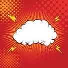 Comic Book,Backgrounds,Cartoon,Exploding,Boom,Red,Spotted,Speech Bubble,Vector,Lightning,Label,Frame,Placard,Abstract,Cloud - Sky,Yellow,Pattern,White,Drawing - Art Product,Bang,No People,Copy Space,Ilustration