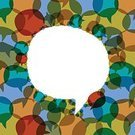 Social Networking,Backgrounds,Talking,Friendship,Sharing,Pattern,Discussion,Bubble,Vector,Speech Bubble,Letter,Symbol,Greeting,Contemplation,Group of Objects,Accessibility,Sign,Part Of,Ellipse,Image,Lifestyles,Set,Thinking,Shape,Computer Graphic,Concepts,Colors,Ideas,Ilustration,Abstract,Poster,Communication,Community,Art,Design,Cooperation,No People,Global Communications,Message,Connection
