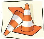 Security,Construction Industry,Safety,Traffic,Divider,Ilustration,Vector