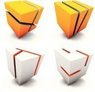 Square,Three-dimensional Shape,Three Dimensional,Icon Set,Symbol,Computer Icon,Orange Color,Cube Shape,Design,Shadow,Design Element,Style,Set,Technology,Temporary,Silver Colored,Ilustration,Vector,Color Image,Elegance,Gray,Colors