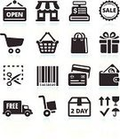 Computer Icon,Symbol,Small Business,Cash Register,Icon Set,Coupon,Basket,Black Color,Bar Code,Vector,Wallet,Freight Transportation,Shipping,Credit Card,Purse,Retail,Shopping,Digitally Generated Image,Currency Symbol,Sale,Savings,Open Sign,Currency,Ilustration,Money Pouch,Window Shopping,Shopping Cart,Reflection,Group of Objects,Gift,Business,Shadow,Fragile,Dollar Sign,Design,Collection,Gold Card,Parasol,Umbrella,New Business,White Background,Set,Protection,Shopaholic,Dollar,Home Shopping,Black And White,Fragility,Truck