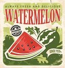 Watermelon,Barn,Old-fashioned,Vector,Organic,Label,Poster,Ilustration,Freshness,Food,Fruit,Field,Harvesting,Ripe,Textured Effect,Plant,Leaf,Nature,Design,Healthy Eating,Summer,Healthy Lifestyle,Design Element,1940-1980 Retro-Styled Imagery,Vegetable,Gourmet,Agriculture,Old,Farm
