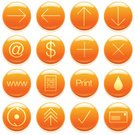 Interface Icons,Orange Color,Check Mark,Icon Set,Letter X,Dollar Sign,Plus Sign,Computer Icon,Oil Industry,Drop,Arrow Symbol,Environment,Water,Envelope,White Background,'at' Symbol,Mail,Large Group of Objects,Shiny,www,Recycling Symbol,Objects/Equipment,Tree,Business,Business Concepts