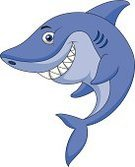 Toy Shark,Shark,Swimming Animal,Blue,Cute,Jumping,Fun,Greeting,Smiling,Danger,Swimming,Hunter,Humor,Happiness,Mascot,Cheerful,Animals Hunting,Animals In The Wild,Characters,Vector,Ilustration,Young Animal,Cartoon