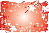 Snowflake,Scroll Shape,Winter,Snow,Backgrounds,Flower,Frame,Christmas Decoration,Vector,Floral Pattern,decorative ornament,Red,Leaf,Computer Graphic,Clip Art,Drawing - Activity,Art Product,Creativity,Art,Drawing - Art Product,Concepts And Ideas,Craft,Old,Angle,Style,Branch,Design Element,Time,White,Beautiful,Ilustration,Homemade,Series,Ornate