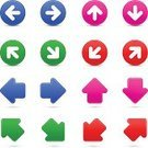 Arrow Symbol,Pointer Stick,Blue,Cursor,Badge,Icon Set,Green Color,uploading,White,Variation,Interface Icons,UI,Sign,Plastic,The Way Forward,Design Element,Pink Color,Label,Application Form,Arrowhead,Direction,Control Panel,Directional Sign,Push Button,Satin,Moving Up,Shadow,Set,Downloading,Circle,right,Red,Symbol,upload,Connection,Loading,Computer Icon,user interface,Gray,Isolated On White,Computer Key,Magenta,Smooth,Series,Vector,Moving Down,Next,White Background,Softness