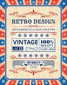 USA,Retro Revival,Old-fashioned,Patriotism,American Culture,Frame,Dirty,Grunge,Advertisement,Decoration,Old,Obsolete,Placard,Banner,Friendship,Ilustration,American Flag,Vector,Star Shape,Badge,Award Plaque,Unhygienic,Distressed,Celebration,Blue,Promotion,Simplicity,Striped,Design,Clothing Company,Branding,Digitally Generated Image,Business,Torn,Symbol,ISTEXT2012,Red,Classic,Elegance,Wood Stain,Damaged,Stained,Customized,Label,Faded,Clothing,Cultures,Local Business,Quality Control