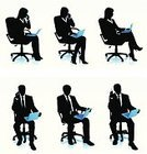 Silhouette,Thinking,Laptop,Armchair,Business,Financial Analyst,Businessman,Young Women,Young Men,Suit,Busy,Well-dressed,On The Phone,Businesswoman,Finance,Financial Occupation,People,Manager,Pensive,Leadership,Teamwork,Reading