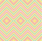 Textured Effect,Backgrounds,Repetition,Ilustration,Zigzag,Geometric Shape,Rhombus,Retro Revival,Seamless,Pattern,Pixelated,Vector,Mosaic,Old-fashioned,Striped,Zig-Zag Rolling Papers,Multi Colored,Eternity,1970s Style,1960s Style,Embroidery