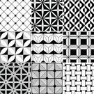 Black And White,Pattern,Diamond Shaped,Geometric Shape,Seamless,Design,Backgrounds,Striped,Tile,Circle,Grid,Simplicity,White,Black Color,Wallpaper,Wallpaper Pattern,Computer Graphic,Fashion,Modern,Square,Ilustration,Silhouette,Drawing - Art Product,Textile Industry,Repetition,Elegance,Shape,Square Shape,Close-up,Mosaic,Art,Design Element,Box - Container,Style,Vector,Rhombus,Triangle,Textured,Textile,Abstract,Print,Decor,Symmetry,Photographic Effects,Decoration