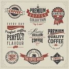 Coffee - Drink,Sign,Organic,Banner,Placard,Advertisement,Retro Revival,Icon Set,Ilustration,Coffee Shop,Label,Computer Icon,Vector,Typescript,Badge,Ornate,Coffee Cup,Frame,Marketing,Cafe,Design Element,Design,Symbol,Text