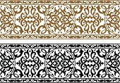 Frame,Pattern,Persian Culture,Arabic Style,East Asian Culture,Islam,Arabia,Seamless,Style,Vector,Silhouette,East,Elegance,Ornate,Backgrounds,Royalty,Design,Computer Graphic,Black Color,Ilustration,Classical Style,Textile,Antique,Cultures,Flower,Abstract,Ancient,Art,Decoration,Wallpaper,Old-fashioned,Shape,Swirl,Decor,Retro Revival,Part Of,Design Element,National Landmark