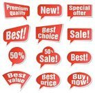 Sale,Retail,Bubble,Red,Speech Bubble,Set,Price Tag,Percentage Sign,Shopping Bag,Shopping,Collection,Buy,Coupon,Label,Buying,Computer Icon