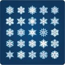 Snowflake,Crystal,Snow,Star - Space,flakes,Set,Religious Icon,Humor,Frozen,Ice,Blue,Symbol,Cross Section,Winter,Falling,Backgrounds,Season,White,Christmas Decoration,Ilustration,Holiday,Art Product,Abstract,Decoration,Vector,Design,Snowing,Weather