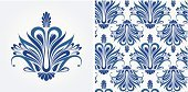 Backgrounds,Decoration,Ornate,Curve,Repetition,Creativity,Symmetry,Growth,Computer Graphic,Pattern,Summer,Symbol,Image,Art,Blue,Elegance,Swirl,Colors,Nature,Leaf,Decor,Shape,Fashion,Abstract,Ilustration,Architectural Revivalism,Vector,Grass