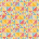 Pattern,Vibrant Color,Ilustration,Geometric Shape,Art,Vector,Abstract,Backdrop,Grunge,Wallpaper Pattern,Decoration,Old-fashioned,Triangle,Retro Revival,Cool,Square,Modern,Design,Seamless,Fashionable,Blue,Red,Elegance,Square Shape,Multi Colored,Yellow,Backgrounds