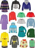 Jacket,Garment,Button,Coat,Clothing,Women,No People,Cartoon,Pocket,Collar,Beauty,Glamour,Colors,Belt,Fashion,White Background,Vector,Isolated,Group of Objects,Style,Female,Overcoat,Pattern,Image,Textile,Red,Collection,Bolero Jacket,Ilustration,windcheater,Sport,Matthew Spring,Raincoat,Waterproof Clothing,Autumn,Set,Modern,Denim,Hood,Elegance,Casual Clothing