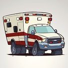 Car,Red,Transportation,Paramedic,Speed,Hospital,Sign,Land Vehicle,Toy,Symbol,Accident,Wheel,Vector,Posing,cartoon car,Single Object,Ilustration,Backgrounds,Computer Graphic,Rescue